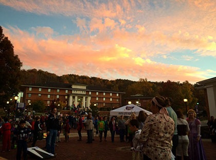 Young Harris College to host annual Fall Fest