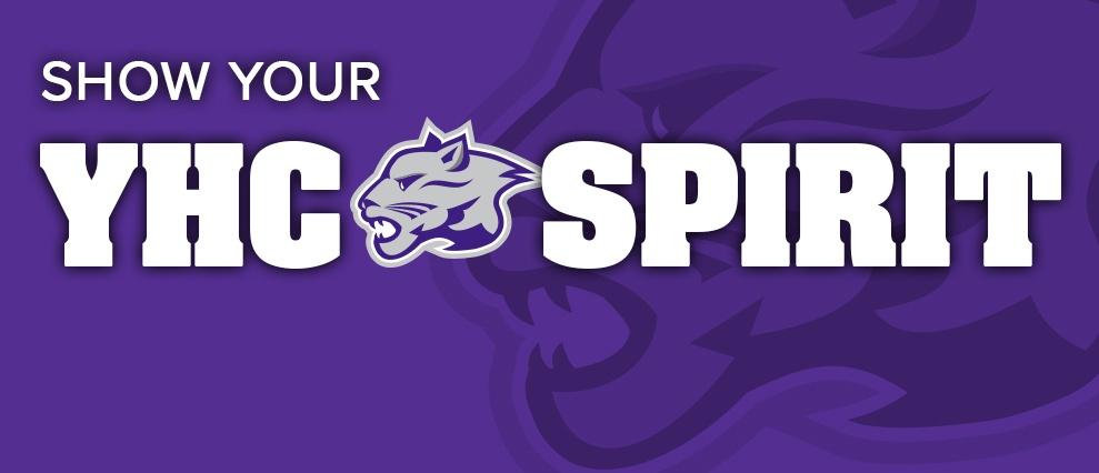 Show Your YHC Spirit