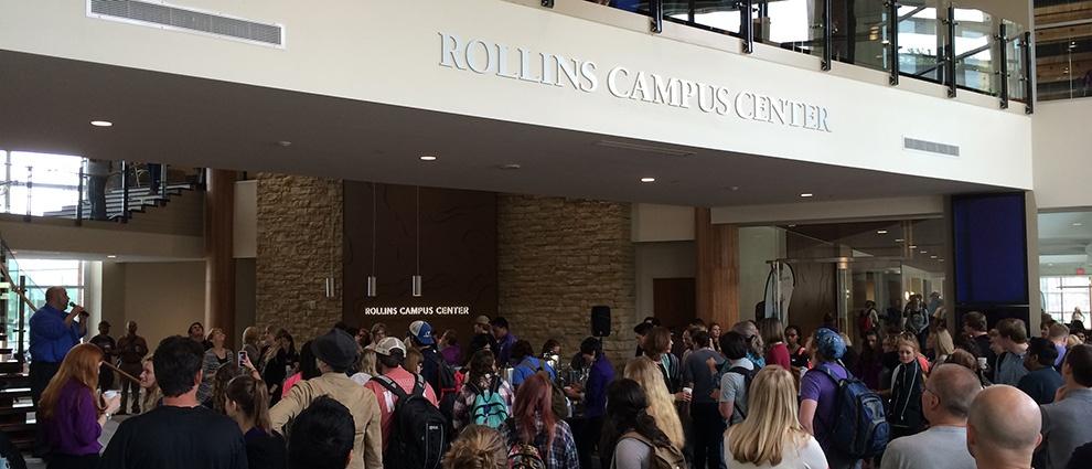 rollins campus center inside
