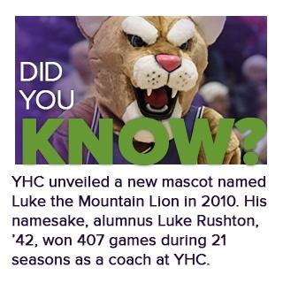 yhc luke mascot info