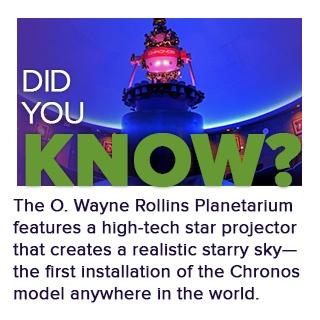yhc planetarium info